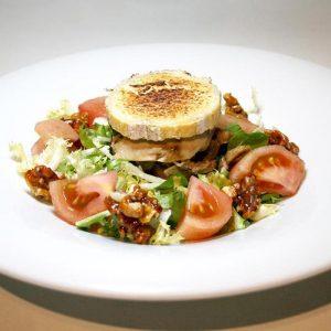 Ensalada Castellana Restaurante El Cierzo