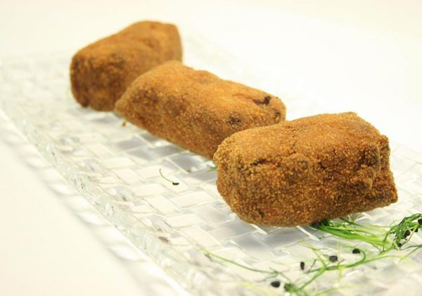 Croquetas de Ciervo Restaurante El Cierzo