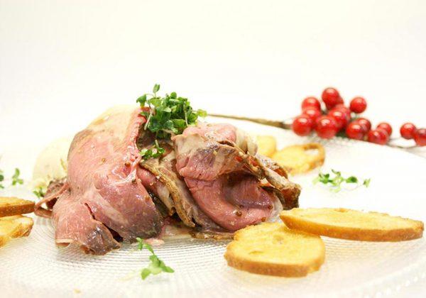 Roast Beef Restaurante El Cierzo